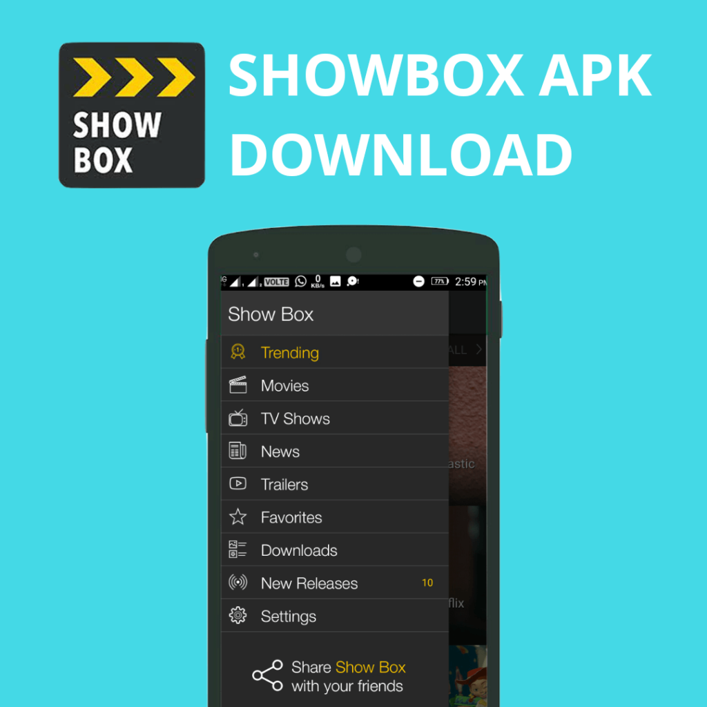 showbox apk android uk