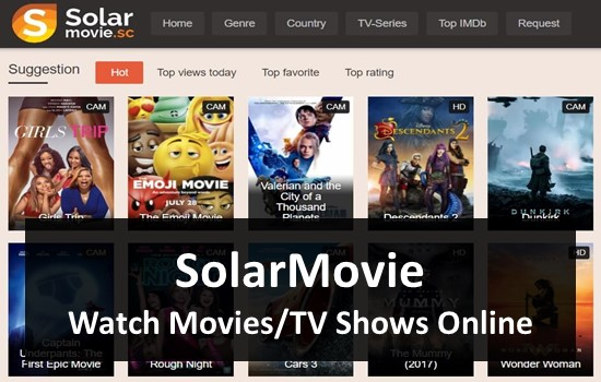 SolarMovie - Watch Movies TV Shows Online
